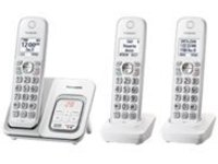 Panasonic KX-TGD533 - cordless phone - answering system with caller ID/call waiting + 2 additional handsets