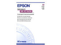 Epson Photo Quality Ink Jet Paper - paper - 100 sheet(s) - A3 - 102 g/m²