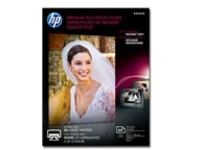 HP Premium Plus - photo paper - 60 sheet(s) - 127 x 178 mm - 300 g/m²