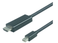 VisionTek video cable - DisplayPort / HDMI - 2 m