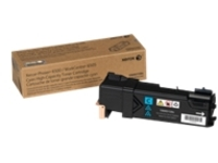 Xerox Phaser 6500 - High Capacity - cyan - original - toner cartridge