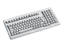 CHERRY G80-1800 - keyboard - English - US - light gray