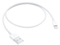 Apple Lightning cable - Lightning / USB - 50 cm