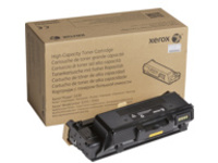 Xerox WorkCentre 3300 Series - High Capacity - black - original - toner cartridge