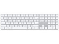 Apple Magic Keyboard with Numeric Keypad - keyboard - English - silver