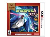 Star Fox 64 3D Nintendo Selects - Nintendo 3DS