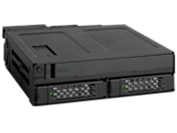 ICY Dock ToughArmor MB602SPO-B - storage drive cage