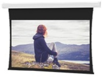 "Da-Lite Tensioned Cosmopolitan Electrol HDTV Format - projection screen - 133"" (338 cm)"
