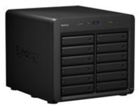Synology DX1215 - hard drive array