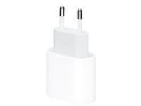 Apple power adapter - USB-C - 18 Watt