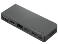Lenovo Powered USB-C Travel Hub - docking station - VGA, HDMI