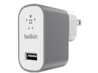 Belkin MIXIT Metallic Home Charger power adapter - USB