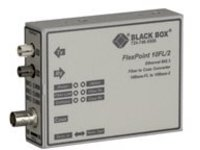 Black Box FlexPoint - media converter - 10Mb LAN