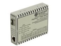 Black Box FlexPoint - fiber media converter - 10Mb LAN, 100Mb LAN, GigE - TAA Compliant