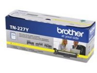 Brother TN-227Y - High Yield - yellow - original - toner cartridge