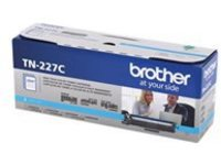 Brother TN-227C - High Yield - cyan - original - toner cartridge
