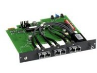 Black Box Pro Switching System Plus A/B Switch Card - expansion module - 6 ports