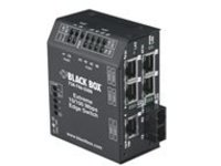 Black Box Heavy-Duty Edge Switch Extreme - switch - 6 ports