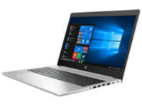 "HP ProBook 450 G6 - Core i5 8265U / 1.6 GHz - Win 10 Pro 64-bit - 8 GB RAM - 256 GB SSD NVMe - 15.6"" IPS 1920 x 1080 (Full HD) - UHD Graphics 620 - Wi-Fi, Bluetooth - kbd: US"