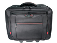 "Mobile Edge Professional Overnight Rolling 13"" to 17.3"" Laptop Case notebook carrying case"