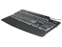 Lenovo Enhanced Performance - keyboard - Icelandic - business black