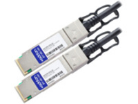 AddOn 100GBase-CU direct attach cable - TAA Compliant - 1.5 m