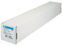 HP Bright White Inkjet Paper - paper - 1 roll(s) - Roll A1 (61.0 cm x 45.7 m) - 90 g/m²