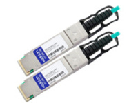 AddOn 40GBase-AOC direct attach cable - TAA Compliant - 20 m