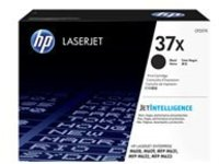 HP 37X - High Yield - black - original - LaserJet - toner cartridge (CF237X) - US government