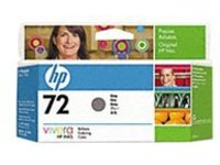 HP 72 - dye-based gray - original - DesignJet - ink cartridge