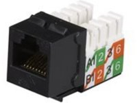 Black Box GigaBase CAT5e Jacks - modular insert
