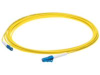 AddOn 9m LC OS1 Yellow Patch Cable - patch cable - 9 m - yellow