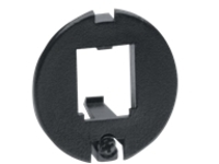 Panduit MINI-COM faceplate adapter