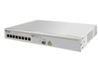 Allied Telesis AT FS708/POE - switch - 8 ports