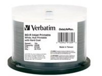 Verbatim DataLifePlus - BD-R x 50 - 25 GB - storage media