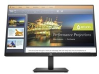 HP P224 - LED monitor - Full HD (1080p) - 21.5""