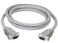 Black Box serial extension cable - 7.6 m