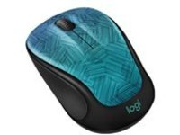 Logitech M325c - Color Collection - mouse - 2.4 GHz - urban lagoon