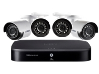 Lorex DP181-42NAE - DVR + camera(s) - wired