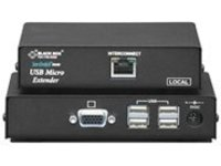 Black Box ServSwitch USB Micro Extender - video/USB extender