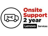 Lenovo Post Warranty On-Site Repair - extended service agreement - 2 years - on-site