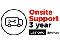 Lenovo On-Site Repair - extended service agreement - 3 years - on-site