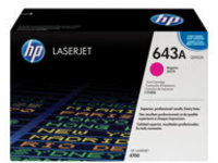 HP Magenta Toner Cartridge for CLJ 4700 Series