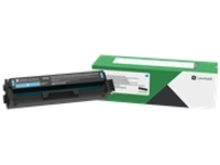Lexmark - cyan - original - toner cartridge - LRP