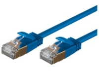 Monoprice SlimRun patch cable - 4.27 m - blue