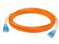 AddOn 50m SC OM1 Orange Patch Cable - patch cable - 50 m - orange