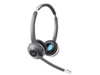 Cisco Headset 562 Dual - headset - with Multibase Station