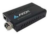 Axiom MC-2203-S5L80-AX - fiber media converter - GigE