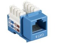 Black Box Value Line CAT6 - modular insert