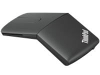 Lenovo ThinkPad X1 Presenter Mouse - mouse - 2.4 GHz, Bluetooth 5.0 - black
